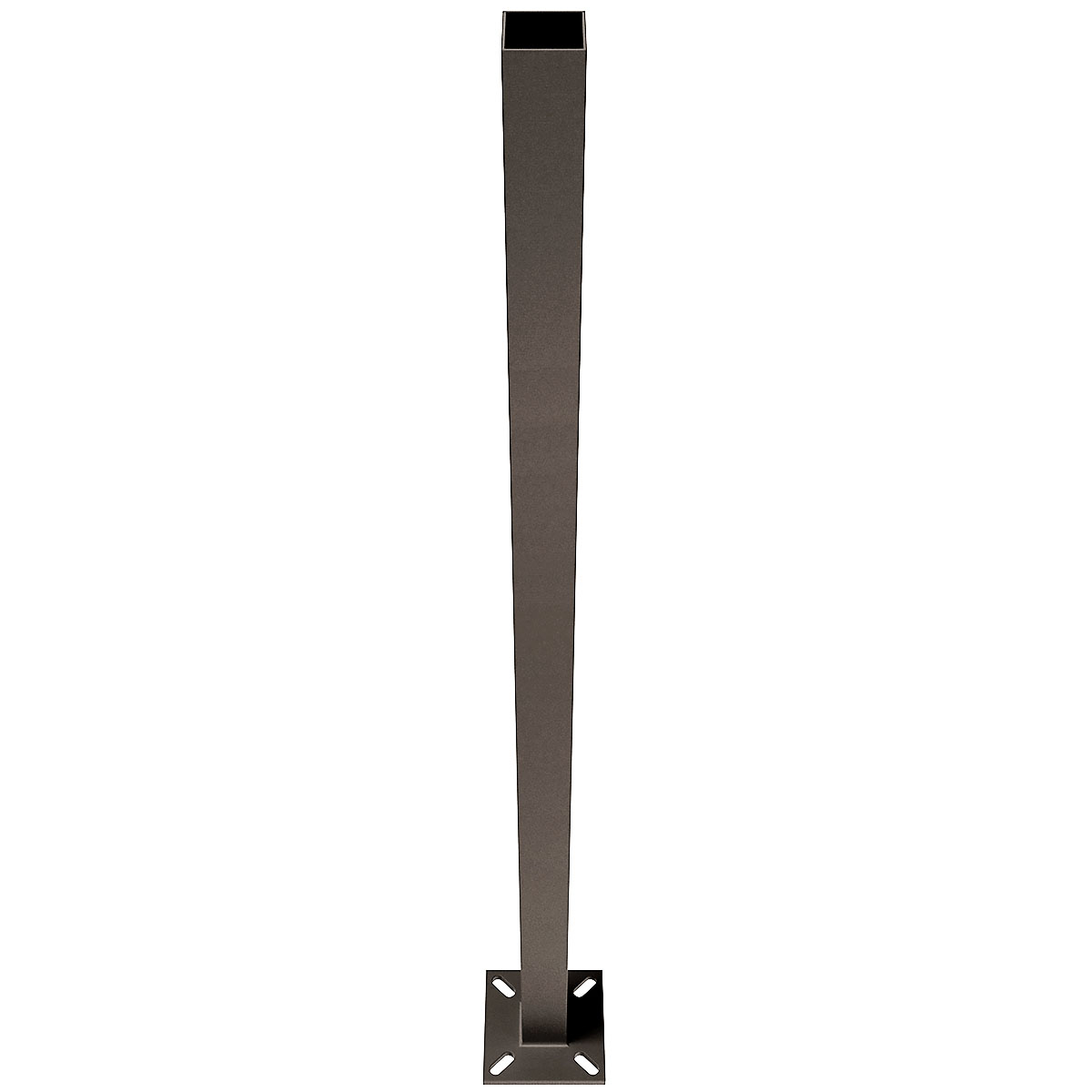 Bolt Down Square Steel Poles-R